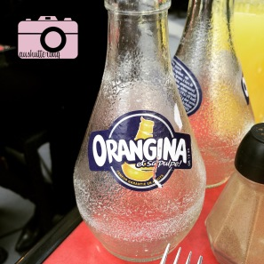 Orangina... I crave these every day now