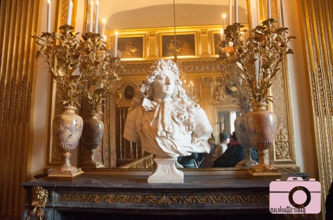 Second Bust of Louis XIV