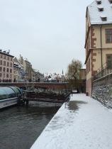 the boat boarding area