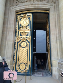 Entrance to Napoleon's Tomb