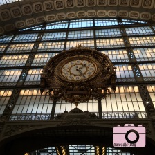Loved this clock in the Musee d'Orsay